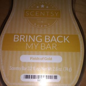 🐞 5 for $25 🐞 Scentsy Wax Bar Fields of Gold